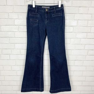 Anthropologie Level 99 Flare Jeans 26